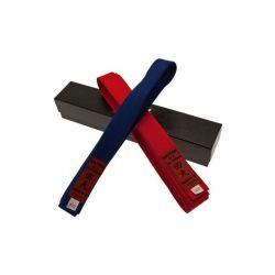KAITEN - WKF bälte Rött